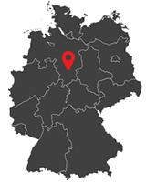 Landkarte DiekholzenLandkarte Diekholzen